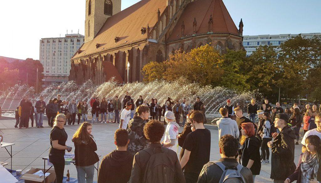 Alexanderplatz Bild 2
