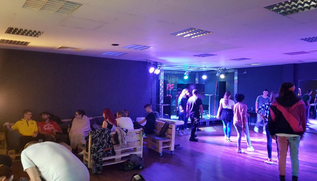 Tanzworkshop Bild 2